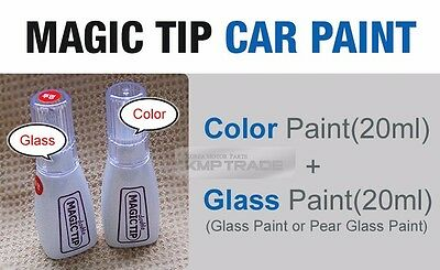 Owner MAGIC TIP Car Paint Touch Up Scratch Remover Coat For BMW 2006-2017 3 Series