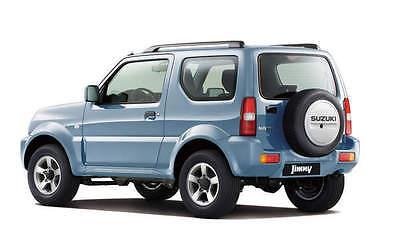 Suzuki Jimny Workshop Repair Service Technical Manual 1998 - 2009 CD Rom
