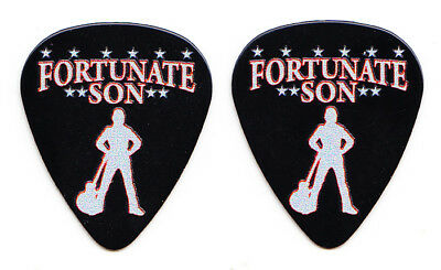 John Fogerty Fortunate Son Guitar Pick - 2018