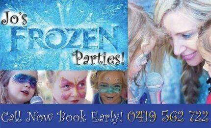 Jo's Frozen Parties Singleton Rockingham Area Preview