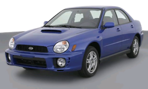 Looking for : *****2002 Subaru 2.5 RS Perth Perth City Area Preview