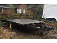 Car trailer £1250