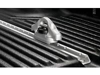 Navara bed rail clamps