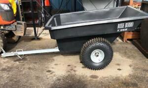 Bush Burro ATV Dump Trailer