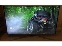 "Samsung 49"" SMART 4K UHD TV -1500hz- HDR - CRYSTAL COLOUR - Wifi - FREEVIEW/SAT HD - Built-in"