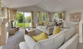 40x20 2 bed Twin lodge Call JAMES on 07495 668377