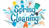 Cleaning Services Available - Small or Large Cleans!