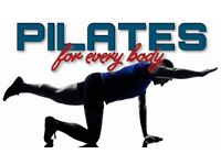 PILATES for EVERY BODY with ANT PAY Every SATURDAY for 8 Weeks Starts 2nd June 2018 Ferring Goring