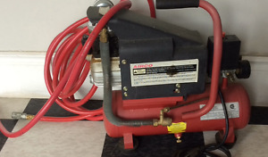 Compressor with Hose. AIRCO. 1.5HP. 85-115PSI.