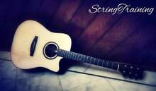 StringTraining Acoustic & Electric Guitar Lessons Carlingford The Hills District Preview
