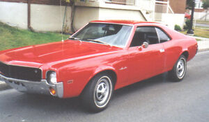 JAVELIN 1968 (RED / ROUGE)