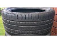 Pirelli tyre 225/40/18 ONE TYRE