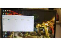 Samsung UE22k5000AK 22 inch 60hz 1080 monitor/tv freeview
