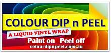 Colour Dip n Peel - Plasti Dip Alternative Oxenford Gold Coast North Preview