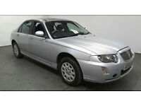 2006 ROVER 75 2.0CDTi CLASSIC MET SILVER,BMW ENGINE,BIG MPG,GREAT VALUE