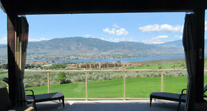 Osoyoos Snowbird (Vacation) Rental with Breathtaking View