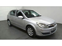 2004(54)VAUXHALL ASTRA 1.6 CLUB MET SILVER,LONG MOT,CLEAN CAR,GREAT VALUE