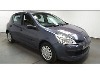2007(07)RENAULT CLIO 1.5 DCi EXPRESSION MET GREY,£30 TAX,LOW MILES,GREAT VALUE