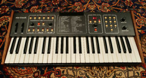 Sequential Circuits Six-Trak Synthesizer