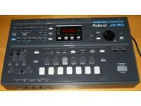 ROLAND JS-30 Sampling Workstation for producers and DJs - vintage synth (1994) classic sampler JS30