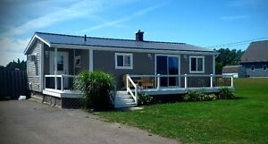 2 Bedroom Cottage Rental, Grand Digue Caissie Cape, NB