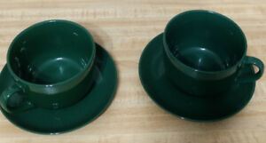 Large Cup and Saucer - turn into a decorative dish/plant holder