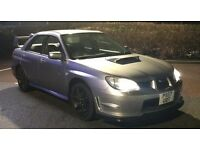 2007 Subaru impreza R sport 2.0 manual ( Wrx sti replica ) NO OFFERS