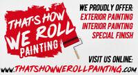 Exterior Painting / Interior Painting