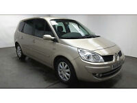 2008(58)RENAULT GRAND SCENIC 1.5 DCi DYNAMIQUE 7 SEATER MET GOLD,6 SPEED,BIG MPG,GREAT VALUE!
