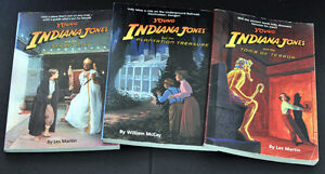 Young Indiana Jones Adventure Children Chapter Books