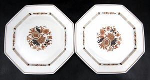 2 Coquet Decorative Plates Limoges France Vintage Choix Hotel