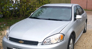 2009 chevy IMPALA LS SAFETIED