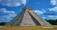 Beautiful Pyramids ,  Visit Mexico !