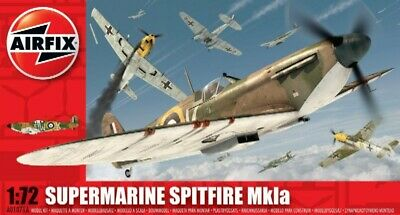 AIRFIX MODELS 1/72 Supermarine Spitfire Mk I Aircraft ARX1071