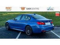 2014 BMW 3 Series 335d xDrive M Sport 4dr Step Auto SALOON Diesel Automatic