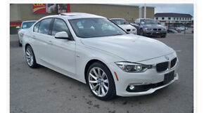 2016 BMW 3-Series XDrive Sedan