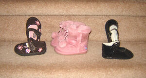Girls Dresses, Clothes - 3-6, 6, 6-12, 12 mos. Shoes ,Boots sz 3 Strathcona County Edmonton Area image 5