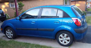 2006 Kia Rio Rio5 EX Convenience Sedan