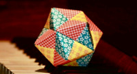 Relaxing with origami