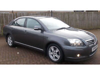 F/S/H Immaculate Toyota Avensis T3-X D4D **DIESEL** (MOT 10/17)