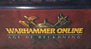 Warhammer Online Age of Reckoning Collector's Edition
