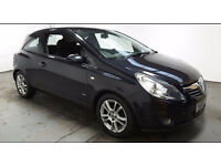 2008(08)VAUXHALL CORSA 1.2 SXi BLACK,CLEAN CAR,GREAT VALUE