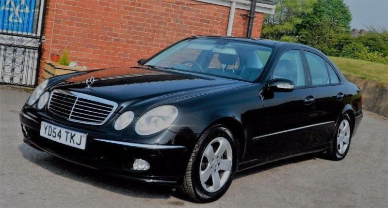 2004 mercedes benz e class 3 2 e320 cdi avantgarde 4dr in castleford west yorkshire gumtree. Black Bedroom Furniture Sets. Home Design Ideas