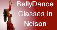 Belly Dance Classes with Kesavah in Nelson BC