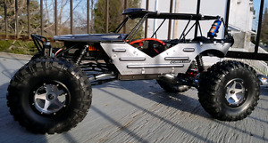 Axial Wraith Cage Brushless