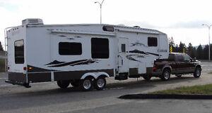 F250 King Ranch 2009 et Dutchem Colorado 2007 30CE