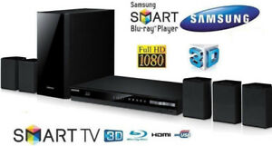 Samsung HT-J4500 5.1 Channel 500 W 3D BluRay Home Theater System