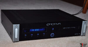 Emotiva ERC-3 fully balanced compact disc player $320 obo