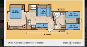 Quad Bunks & Unique Floor Plan Strathcona County Edmonton Area image 10