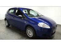 2007(07)FIAT GRANDE PUNTO 1.2 ACTIVE MET BLUE,LOW MILES,CLEAN CAR,GREAT VALUE